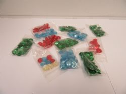 Bags of Baby Button x 10 per bag Clearance
